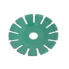 view Diamond Discs - Curve Cutting products