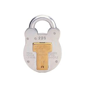 view Henry Squire Padlocks products