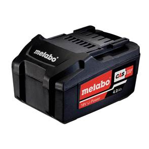 view Metabo Batteries & Chargers products