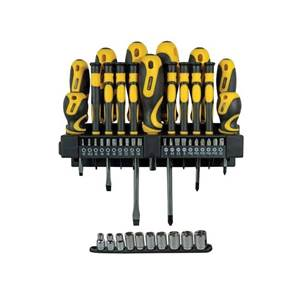 view Stanley Cushion Grip Screwdrivers products