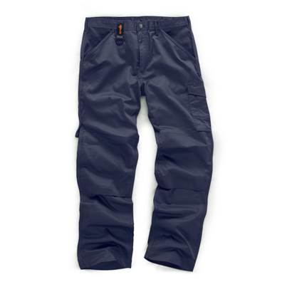 Scruffs Worker Trouser Navy