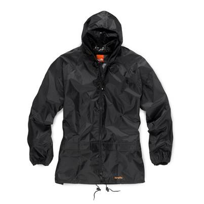 Scruffs Black Waterproof Suit