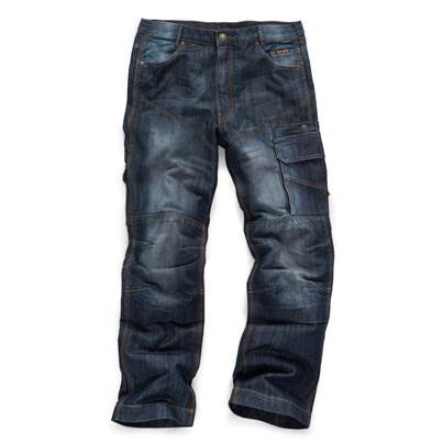 Scruffs Trade Blue Denim