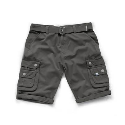Scruffs Charcoal Cargo Short