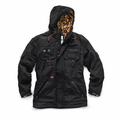 Scruffs Scruffs Expedition Tech Jacket Black