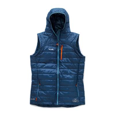 Scruffs Scruffs Expedition Thermo Hooded Gilet Blue
