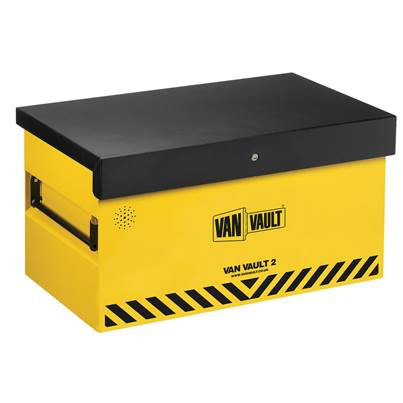 bd93b9c23b819f Van Vault 2 High Security Steel Storage Box S10250 ...