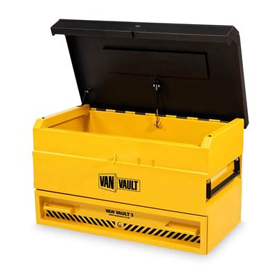Van Vault 3 S10345 Secure In Vehicle Storage Box