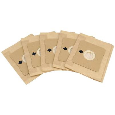 Draper Pack of Five Dust Bags for VC1600