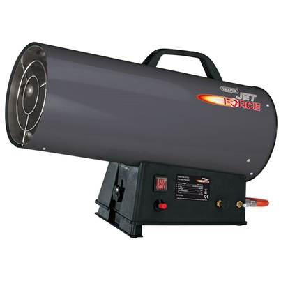Draper Jet Force Propane Space Heater (102,000 BTU/30 kW)