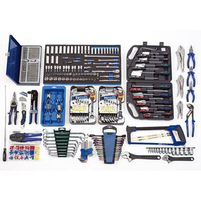 Draper Workshop Tool Kit (i)