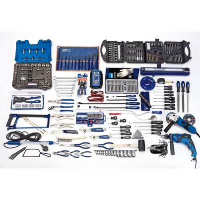 Draper Workshop Tool Kit (D)