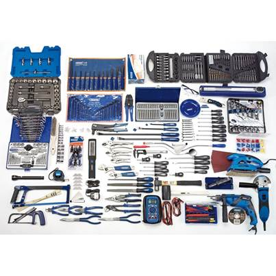 Draper Workshop Tool Kit (F)