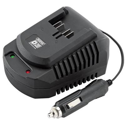 Draper D20 12V Li-ion In Car Battery Charger