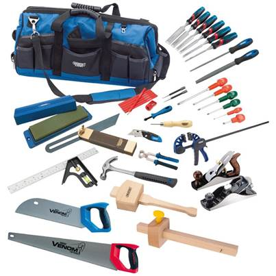 Draper Carpenter/Joiner Hand Tool Kit