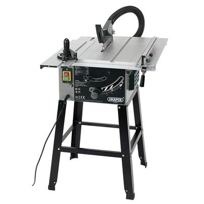 Draper 250mm Sliding Table Saw (1800W)
