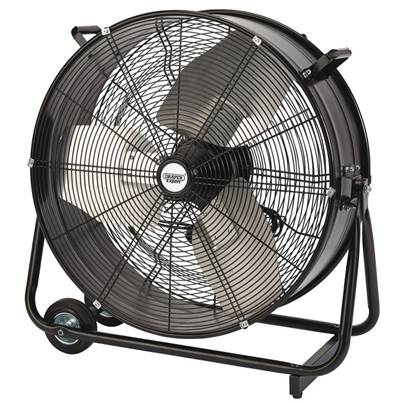 "Draper 24"" High Flow Drum Fan (600mm)"