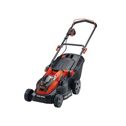 Black & Decker CLM3820L2 Cordless Lawnmower 38cm 36V 2 x 2.0Ah Li-Ion