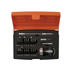 808050S-22 Stubby Ratchet Screwdriver Set 22 Piece