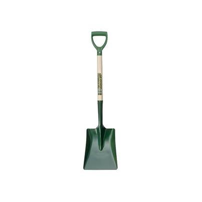 Bulldog 2SM2PD Open Socket Square Shovel No.2 PD