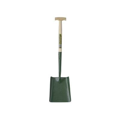 Bulldog Solid Socket Square Shovel T-Handle