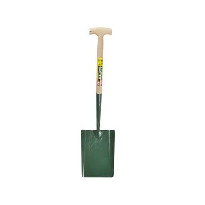 Bulldog Solid Socket Taper No.2 T Shovel 5TM2T