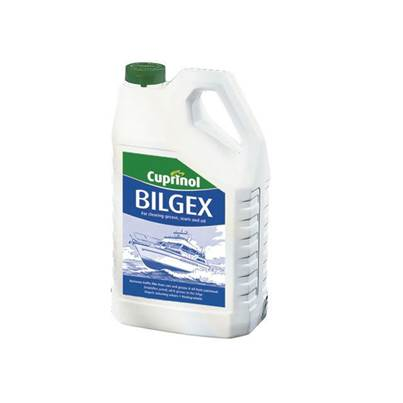 Cuprinol Bilgex Grease / Scum Remover 5 Litre