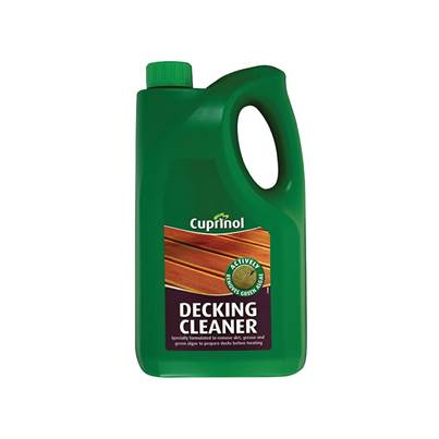 Cuprinol Decking Cleaner 2.5 Litre