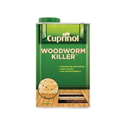 Cuprinol Low Odour Woodworm Killer