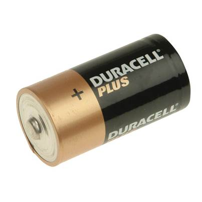 Duracell Plus Alkaline Batteries