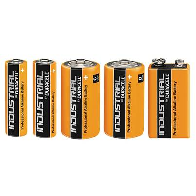 Duracell Professional Industrial Battery