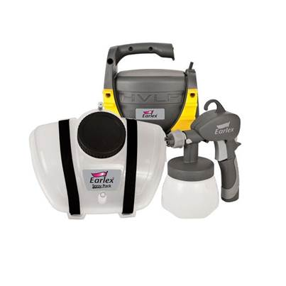 Earlex HV3900 Spray Unit with Back Pack 500W 240V