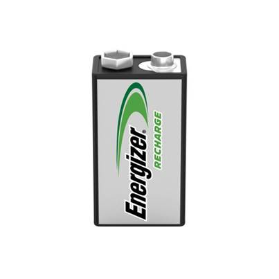 Energizer 9 Volt Rechargeable Power Plus Battery R9V 175 mAh Single