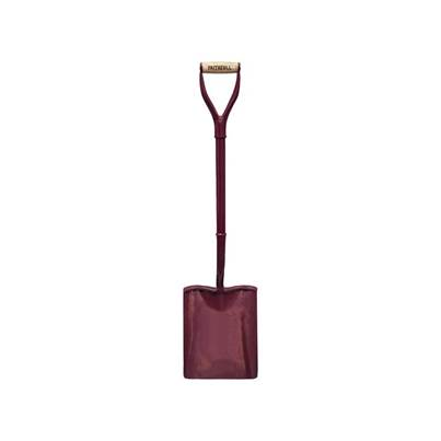Faithfull All-Steel Shovel Square No.2 MYD Treaded