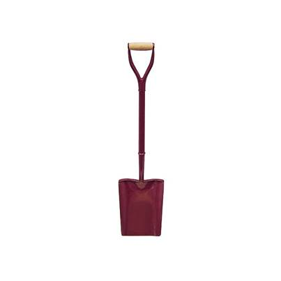 Faithfull All-Steel Taper Shovel No.2 MYD Treaded