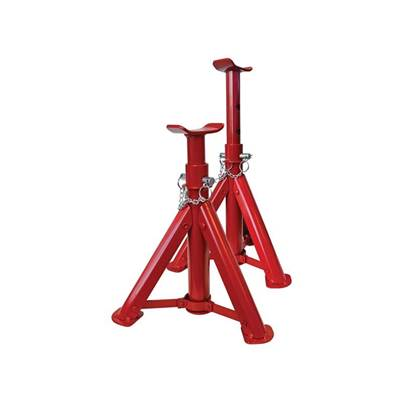 Faithfull Folding Axle Stands 2 Tonnes (Pair)
