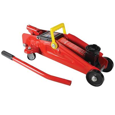 Faithfull Hydraulic Trolley Jack 1.5 Tonnes