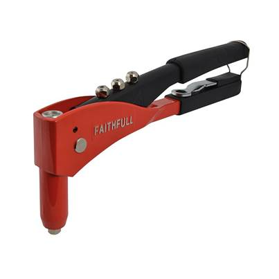 Faithfull Heavy-Duty Riveter