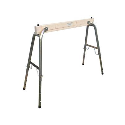 Faithfull Steel / Wood Heavy-Duty Adjustable Trestle (Single)