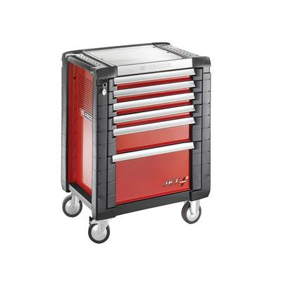 Facom Jet.6M3 Roller Cabinet 6 Drawer Red