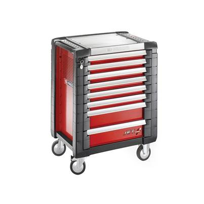 Facom Jet.8M3 Roller Cabinet 8 Drawer Red