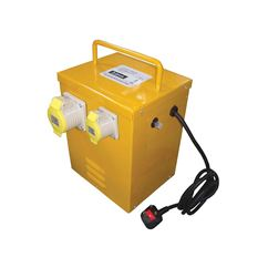 Heater Transformer 3KVA Continuous Rate