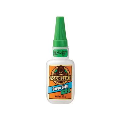 Gorilla Glue Gorilla Superglue Gel