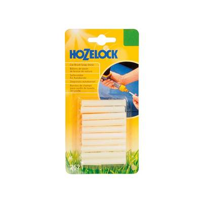 Hozelock 2621 Car Brush Soap Sticks (1 x Card of 10)