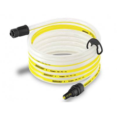 Karcher Suction Hose with Non Return Valve 5m