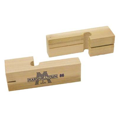 Marshalltown 86 Hardwood Line Blocks (Pack 2)