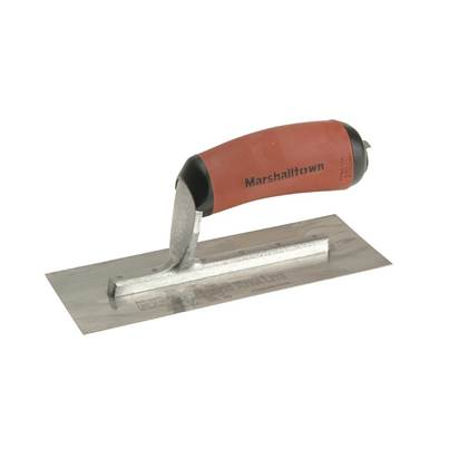 Marshalltown M11SSD Midget Trowel DuraSoft® Handle 8 x 3in