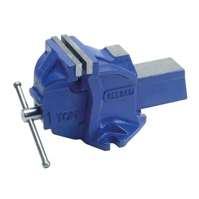 IRWIN Record 1ton-e Workshop Vice 100mm (4in)