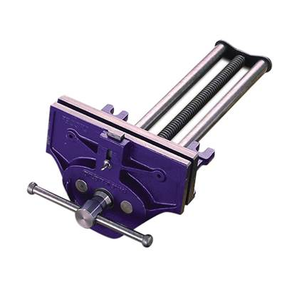 IRWIN Record Woodwork Vice with Quick-Release
