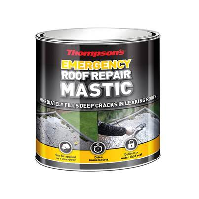 Ronseal Thompsons Emergency Roof Repair Mastic 750ml